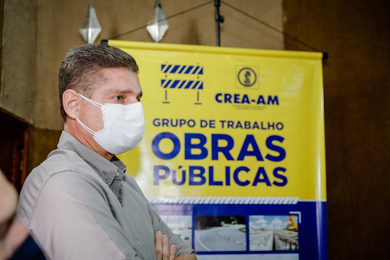 Vice-Prefeito Marcos Rotta   Fotos – Osmar Neto