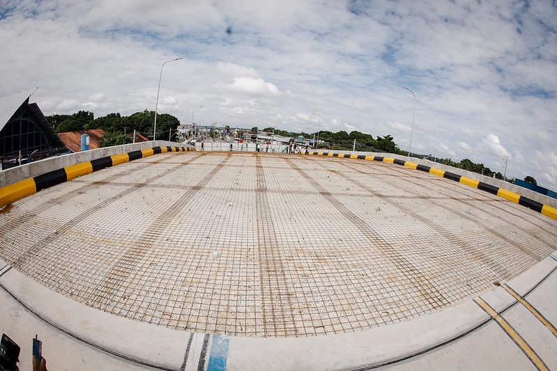 Viaduto do Manoa | Foto: SEMCOM