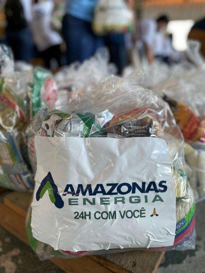 Projeto 'Energia Solidária' Amazonas energia | Foto: Ascom