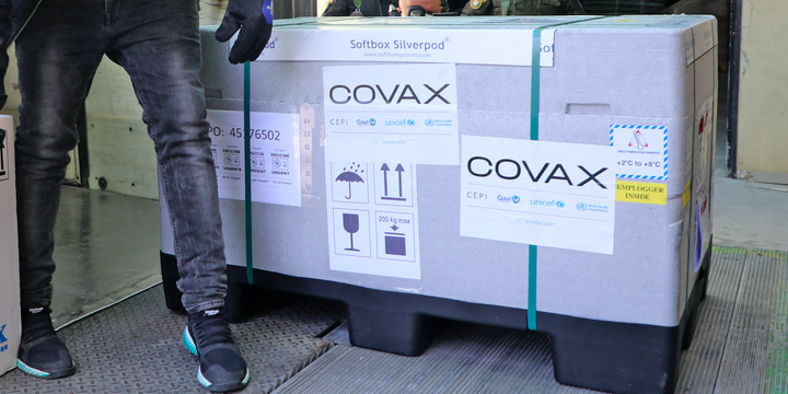 Covax Facility | Foto: Reuters