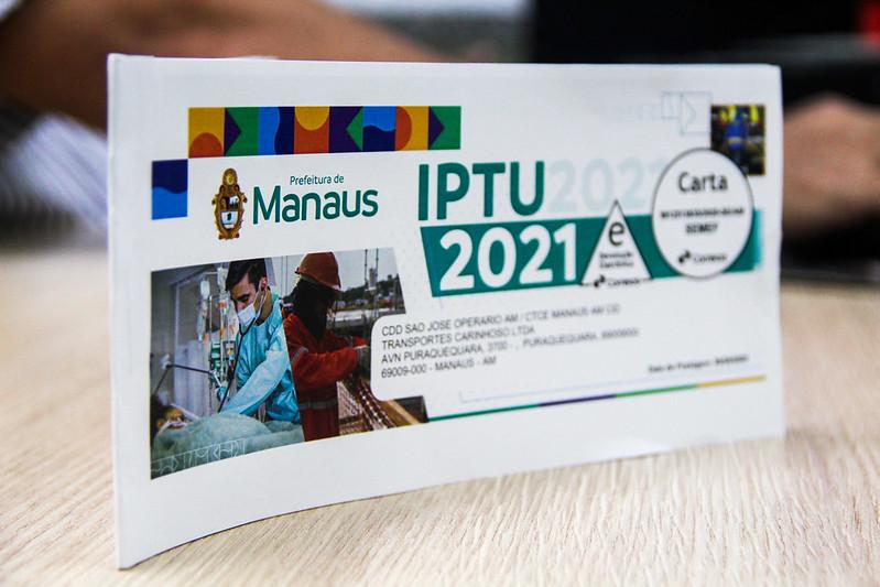 IPTU 2021 | Foto: João Viana