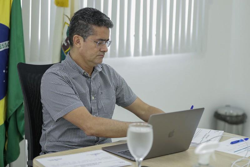 Prefeito de Manaus David Almeida   Foto: Ruan Souza / Arquivo Semcom