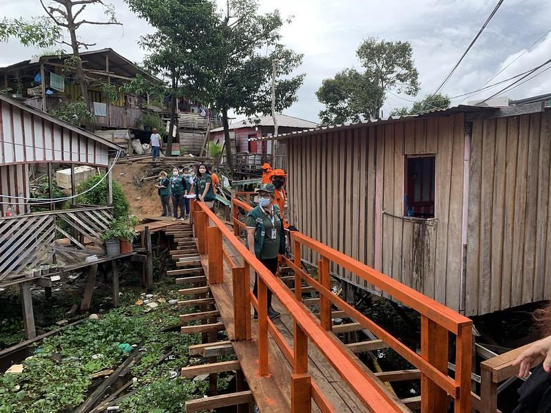 Operação Cheia 2021 em Manaus \ Divulgação / Semasc