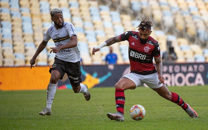 Flamengo x Volta Redonda | Taça Guanabara | Cariocão | Foto: Internet