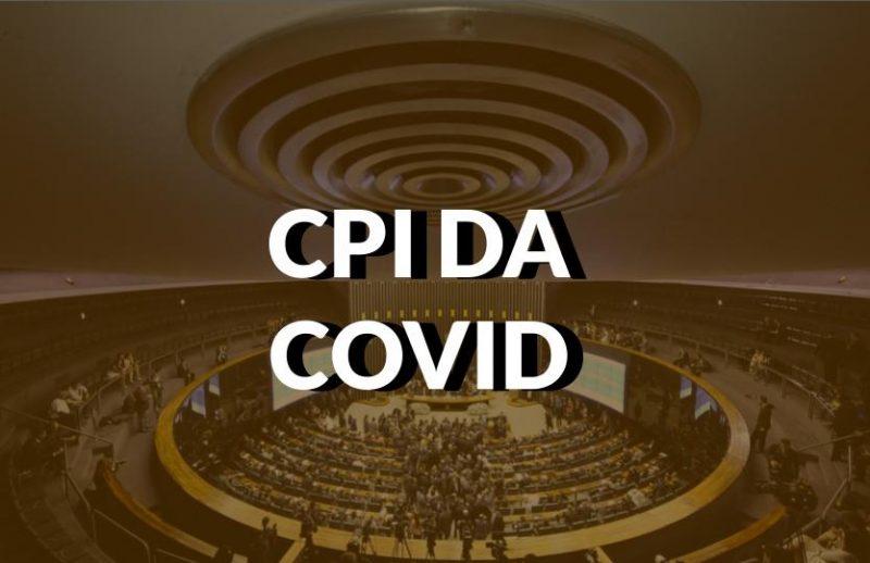CPI da Covid | Foto: Divulgação
