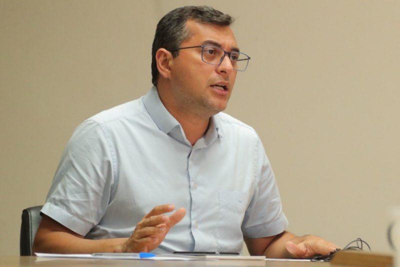 Governador do Amazonas, Governo do Amazonas Wilson Lima | Foto: Divulgação/Secom