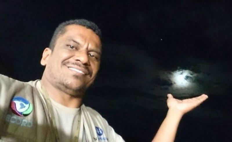 Renê Silva dos Santos - Cinegrafista grupo Diário   foto: redes sociais
