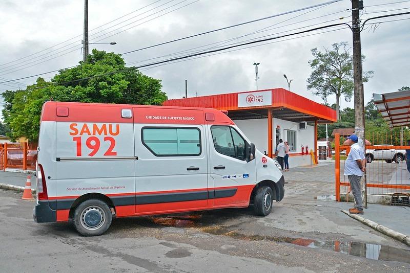 Samu | Foto: Márcio James