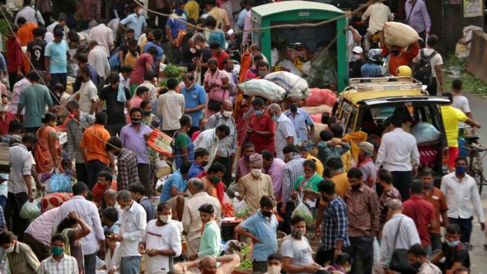 índia | Foto: reuters