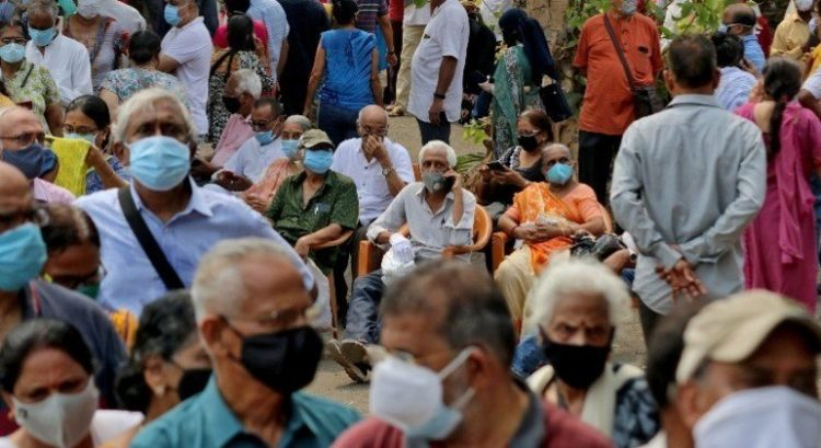 Índia Covid-19 | Foto: Reuters