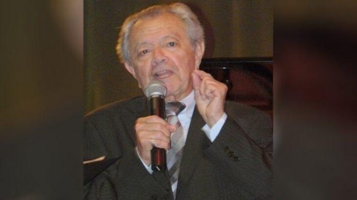 Maestro Nivaldo Santiago | Foto: Reprodução