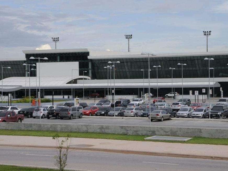 Aeroportos de Manaus | Foto: Internet