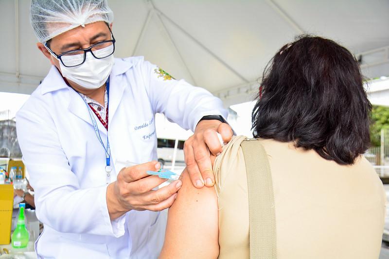 Vacinação Manaus | covid-19 | Foto - Valdo Leão
