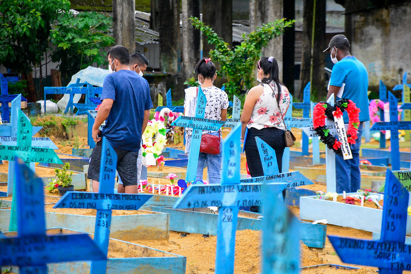 Cemitérios de Manaus   Semulsp   Foto: Valdo Leão