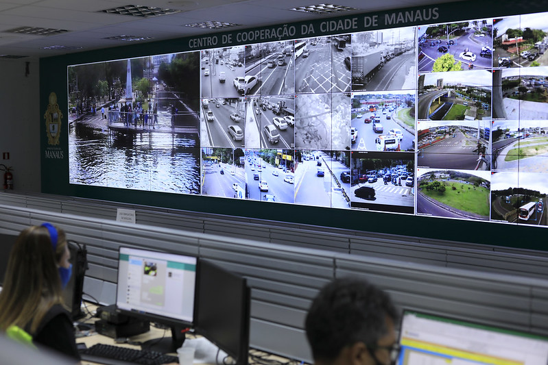 Prefeitura de Manaus   Central 199   Defesa Civil   Enchente 2021   Foto: Altemar Alcântara/Semcom