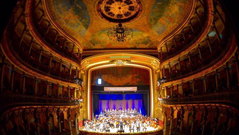 Festival Amazonas de Ópera   Foto: Michael Dantas