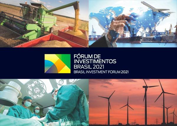 Forum Investimentos Brasil 2021 | Foto: Divulgação