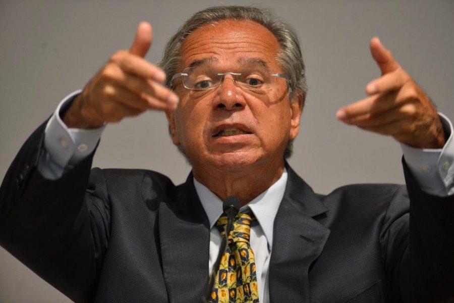 Ministro da Economia, Paulo Guedes | Foto: Folha