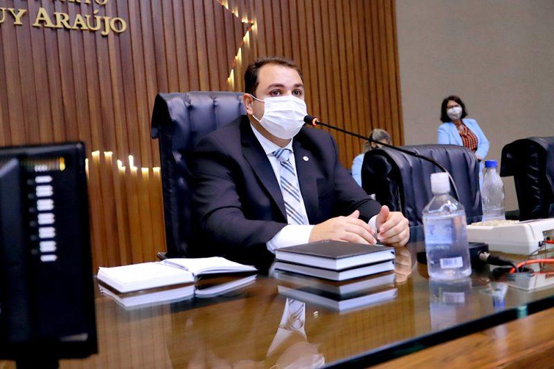 Deputado Roberto Cidade | Foto: Evandro Seixas