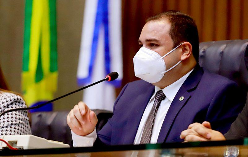 Deputado Roberto Cidade | Foto: Ascom