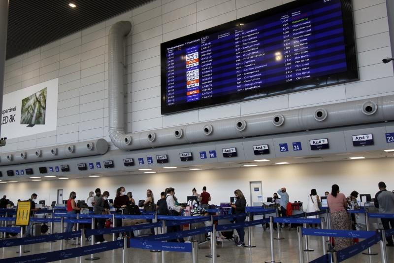 Aeroporto de BSB | Foto: Internet