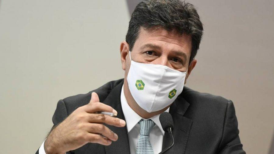 Luiz Henrique Mandetta | Foto: reprodução