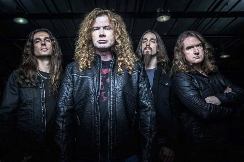 Megadeth | Foto: Divulgação