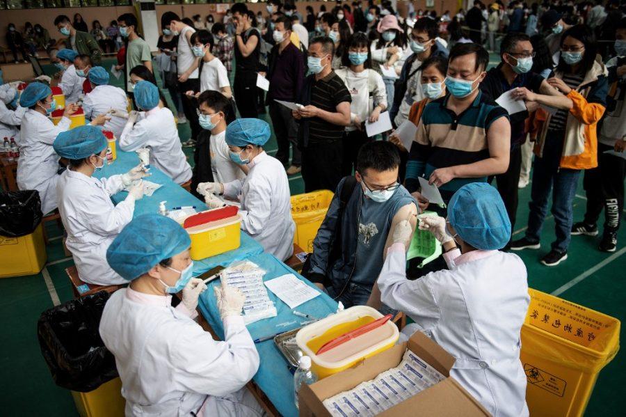China vacinação Covid-19