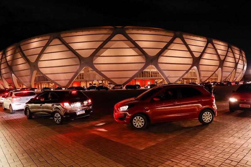Manaus Prefeitura de Manaus SEMSA Covid-19 Arena da Amazônia