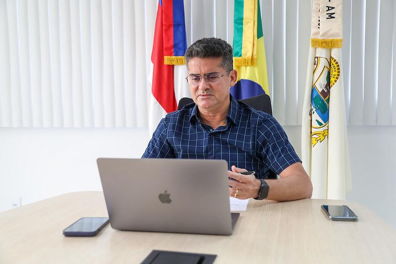 Programa Nacional de Prevenção à Corrupção David Almeida Prefeitura de Manaus