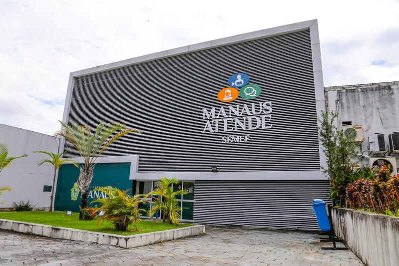 SEMEF Prefeitura de Manaus Manaus Atende