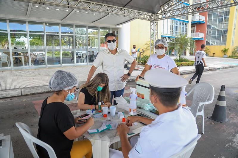 David Almeida Vacinação Covid-19 Manaus