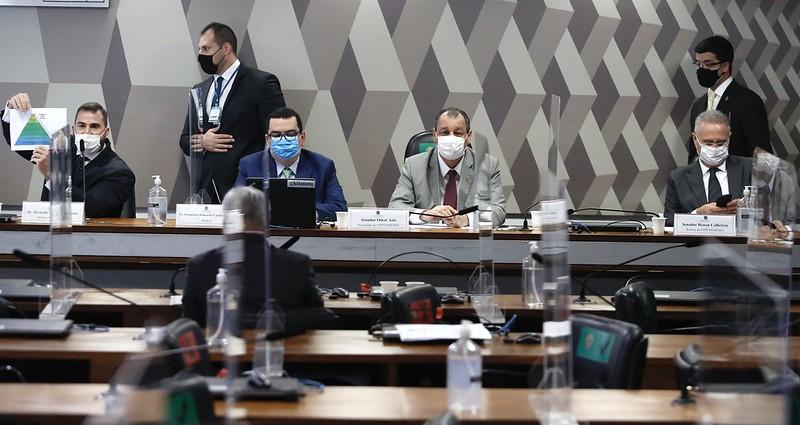 CPI da Pandemia nota pública Brasil Covid-19
