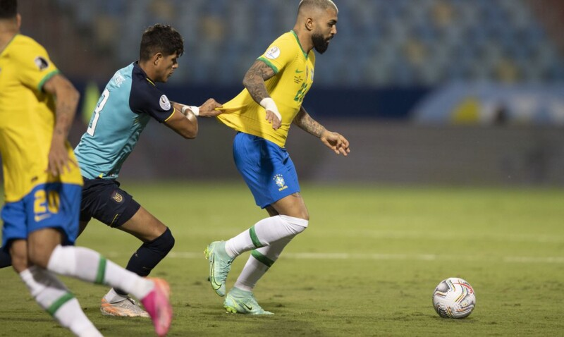 Brasil Equador Copa América