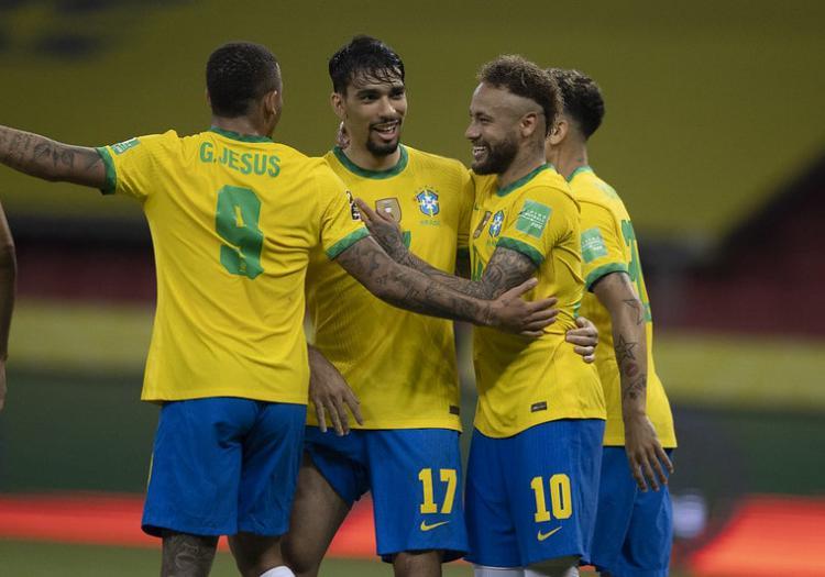 COPA AMÉRICA 2021 Brasil Venezuela Brasilia