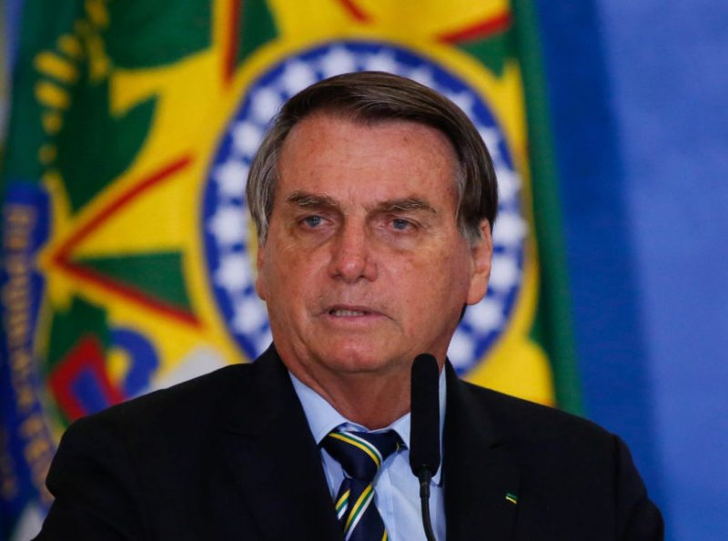 Jair Bolsonaro Vacinados Covid-19 Máscara