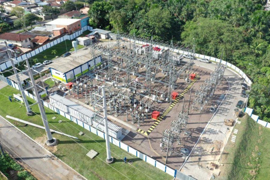 Amazonas Energia Manaus Subestação Redenção