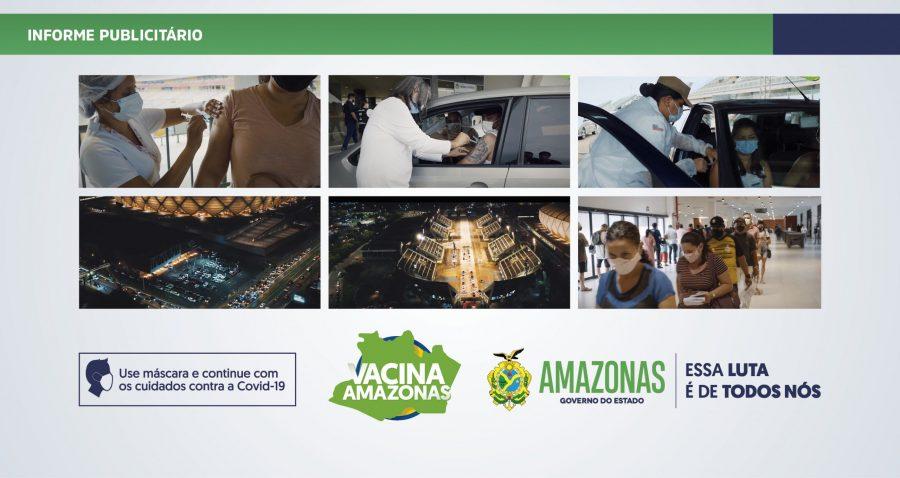 Governo do Amazonas Vacinação Vacina Amazonas Covid-19
