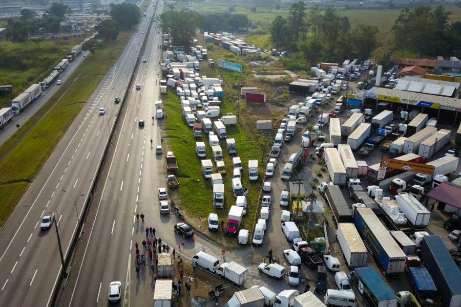 Caminhoneiros Jair Bolsonaro Greve Geral Brasil