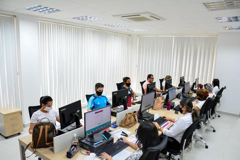 Vacinômetro Vacinação Covid-19 SEMSA Prefeitura de manaus