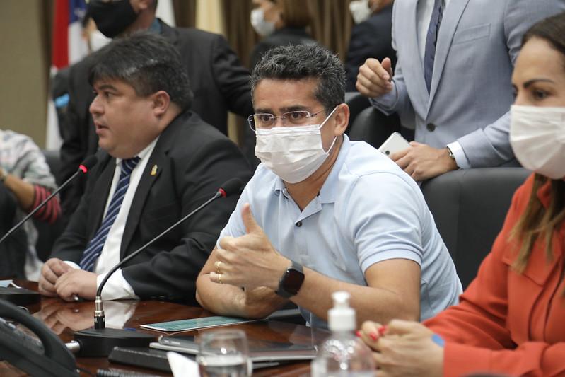 """David Almeida """"Auxílio Manauara"""" Prefeitura de Manaus"""