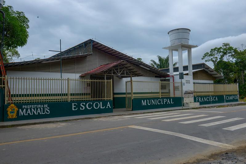 Escolas da rede municipal Prefeitura de Manaus SEMED