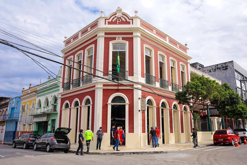 Biblioteca municipal João Bosco Evangelista Manaus