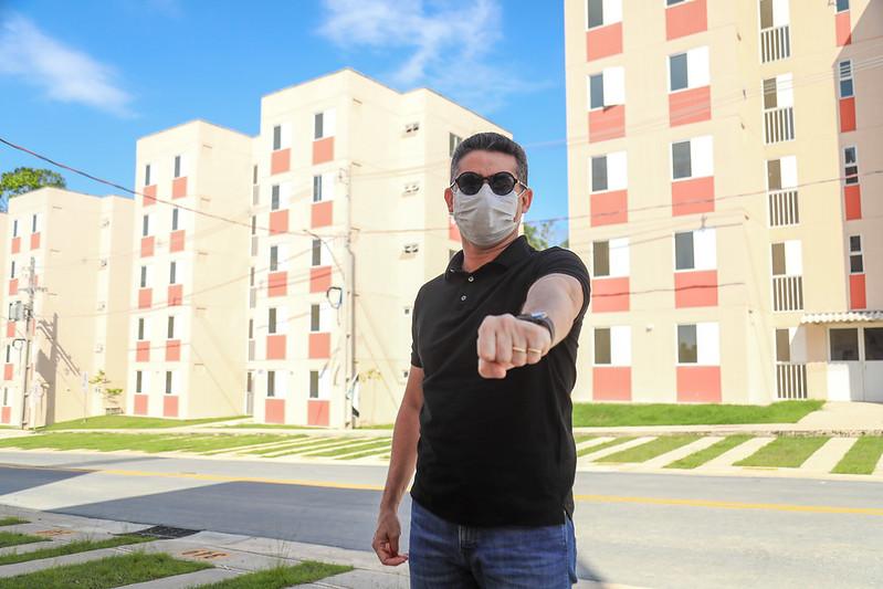David Almeida Prefeitura de Manaus SEMINF Governo Federal