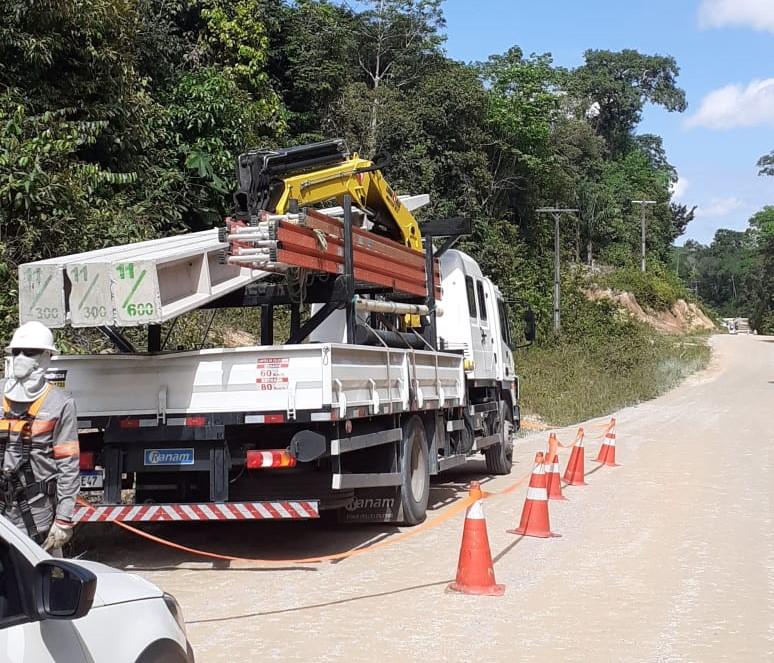Amazonas Energia BR-174