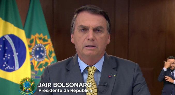 Presidente Jair Bolsonaro Internado Brasília