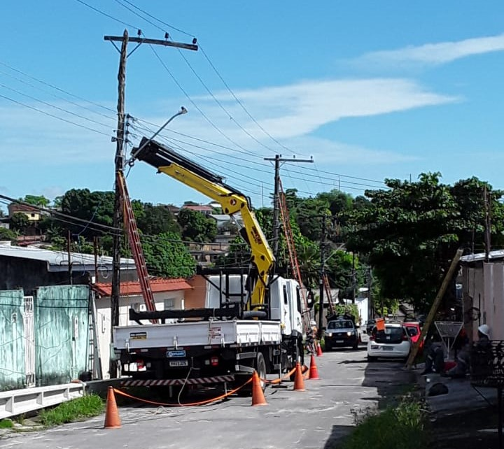 Amazonas Energia Bairro Cidade Nova