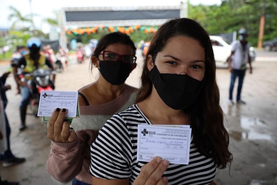 Vacina Amazonas Covid-19 Itacoatiara Urucará Iranduba Itapiranga São Sebastião do Uatumã