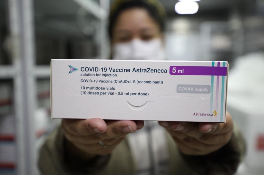 Vacina Amazonas Vacinação CoronaVac AstraZeneca Covid-19 Governo do Amazonas