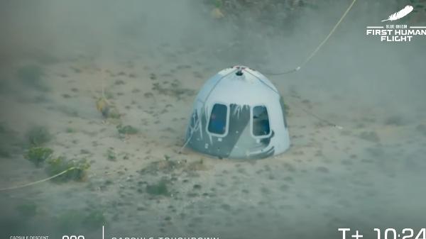 Amazon Jeff Bezos Vagem Espacial Blue Origin